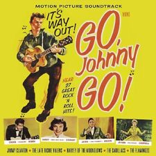 Est/Go, Johnny Go (Jimmy Clanton & Sandy Stewart, Jackie Wilson) CD NUOVO