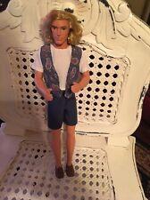 Mattel,Disney 1968 Ken Doll~John Smith Pocahontas~Rooted Hair~Clothes & Shoes