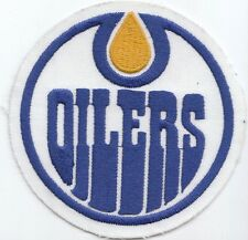 Edmonton Oilers Licensed NHL Hockey 4 Inch Vintage Patch New Never Been Used