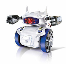 Clementoni Technologic Programmable Cyber Robot with Interchangeable Components