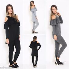 Full Length Viscose Activewear for Women with Breathable