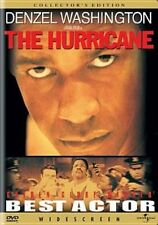 Hurricane 0025192071928 With Denzel Washington DVD Region 1