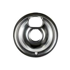 New listing 6 in. Electric Range Universal Drip Pan in Chrome (6-Pack)