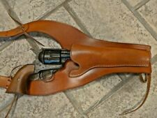 El Paso Saddlery Co cowboy western shoulder holster Ruger single-six 1860/1851