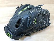 "Mizuno GFN-1175 Black Professional Model 11.75"" Baseball Glove RHT"