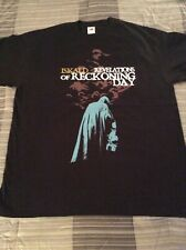 ISKALD Revelations Of... Shirt XL, Gorgoroth, The Chasm, Inquisition, Azarath