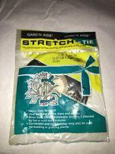 "Garden Aids Stretch - Tie 300 Feet x 1/2"" 3.5 mil Thick Stretch Tie Tape Sealed"