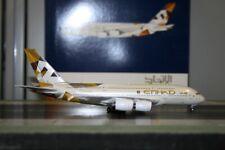 Gemini Jets 1:400 Etihad Airbus A380 A6-APA (GJETD1425) Die-Cast Model Plane