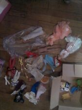 vintage barbie dolls and ken doll 1966 and Michael Jackson Doll 1984