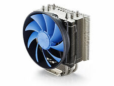 DEEPCOOL GAMMAXX S40 CPU Cooler with 4 Heat Pipes