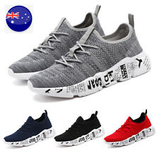 Men's Athletic Outdoor Running Sneakers Walking Tennis Trainer Casual Shoes Size