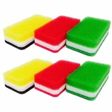 Duskin kitchen sponge 3 pieces antibacterial type S x 2 set minute F S w Track