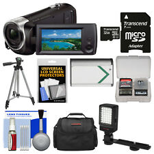 Sony Handycam HDR-CX405 1080p HD 30x Zoom Video Camera Camcorder Kit NEW USA