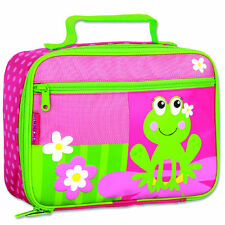 Personalized Stephen Joseph Frog Lunchbox