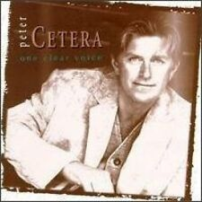 Peter Cetera One clear voice (1995) [CD]