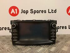 Toyota Verso 2015 2016 2017 Sat Nav Multimedia Player Cd024 86140-0F100