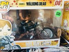 The Walking Dead -  DARYL DIXON with CHOPPER - McFarlane Toys - New - Unopened -