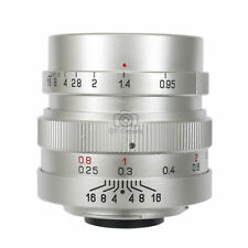Zhongyi Mitakon Speedmaster 25mm f/0.95 for Micro Four Thirds Camera GH4 OMD EM1