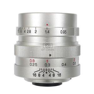 Zhongyi Mitakon Speedmaster 25mm f/0.95 for Micro Four Thirds Camera GH4 OMD EM1