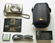 Fujifilm Finepix F550EXR 16MP Digital Camera,15X Zoom, GPS, 32GB SD, HS VIDEO!!