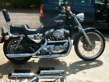 harley davidson sportster 1200 custom 96
