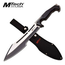 "MTECH USA 16"" MACHETE Knife - 10"" FULL TANG Blade - Fast Dispatch!"