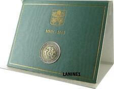COFFRET 2 EURO COMMEMORATIVE VATICAN 2010