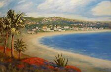 LAGUNA BEACH, CALIFORNIA, Giclee print  by Richard R. Nervig