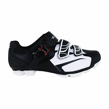 Zol white MTB Mountain Bike Indoor Fitness Cycling Shoes Mens Womens SPD