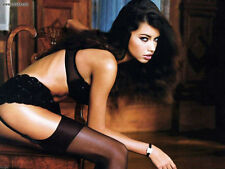 """Adriana Lima Hot Model Sexy Girl Star Wall Poster 17x13""""  L002"""