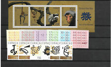 CURACAO @ YEAR 2016  3 COMPLETE   SETS MNH  @ Cur.4