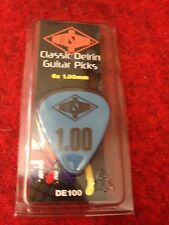 PLECTRUMS ROTOSOUND GUITAR PICS  1.00   PACK OF 6