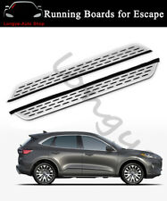 Running Boards fits for Ford Escape Kuga 2020 Side Step Nerf Bars Protector
