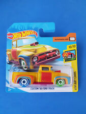 Hot Wheels Custom '56 Ford Truck Art Cars Treasure Hunt 10/10 [2020 #176/250].