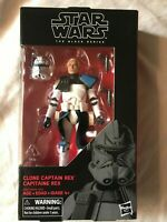 STAR WARS BLACK SERIES 6 Inch Captain Rex #59 CASE FRESH