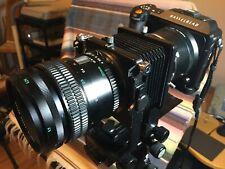 Mamiya Macro Bellows & Macro lens . Great for Hasselblad X1D