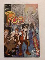 Poe TPB #1  Sirius 1998 jason Asala graphic novel