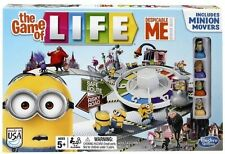 Despicable Me Minion The Game of Life Game. Included