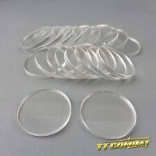 TTCombat - Round Clear Bases (30mm)
