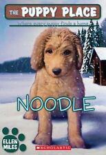 Noodle (The Puppy Place #11) by Miles, Ellen