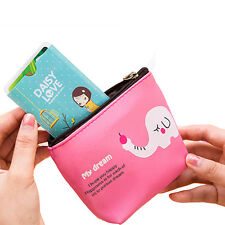 2X Quality ID Business Card Cover Holder Candy Color Cartoon Cookie Girl Theme