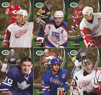 03-04 Parkhurst Rookie Steve Yzerman Base Red Wings 2003