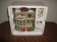 Department 56 Dickens' Village KING'S ROAD POST OFFICE Excellent Shape