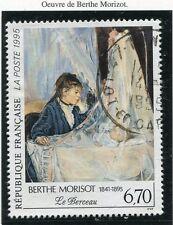STAMP / TIMBRE FRANCE OBLITERE N° 2972 TABLEAU BERTHE MORISOT /