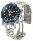 Swiss Made Invicta 10805 Reserve Venom Chronograph Black Dial Mens Watch