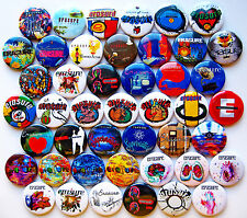 ERASURE SET Pins Buttons Badges Lot of 45 at the price of 42