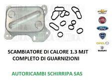 SCAMBIATORE DI CALORE UFI E PURFLUX LANCIA YPSILON MUSA FIAT IDEA 1.3 MULTIJET