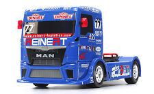 TAMIYA 58642 Team Reinert RACING MAN TGS CAMION TAXI TT-01E (auto senza ESC)