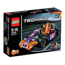 42048 LEGO Race Kart Technic Age 9-16 / 345 Pieces / NEW 2016 RELEASE!