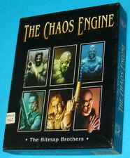 The Chaos Engine - Commodore Amiga 500 A500 - PAL